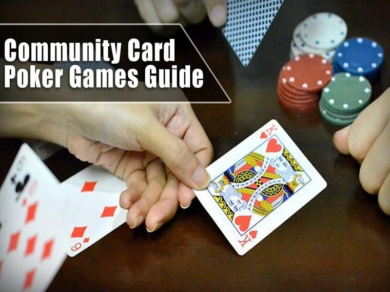 Tìm hiểu những biến thể phổ biến của bài Poker