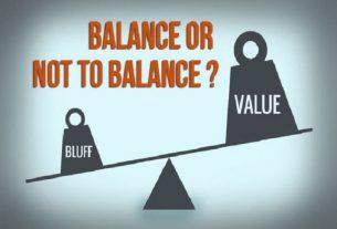 Tìm hiểu về khái niệm Balance trong Poker