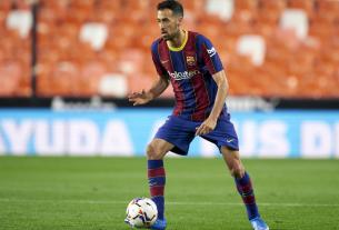 Tin hot EURO 2021: Sergio Busquets dương tính Covid-19, Ronaldo & BĐN lo lắng