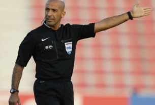 Trọng tài người Iraq sẽ bắt chính trận Việt Nam - UAE tại vòng loại World Cup 2022