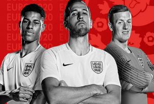 Ứng viên số hai cho ngôi vô địch Euro 2021 gọi tên tuyển Anh