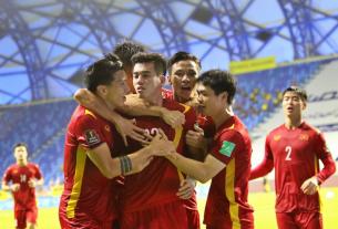 Vòng loại World Cup 2022: Tuyển Việt Nam tỏa sáng nhờ chiều sâu đội hình ấn tượng