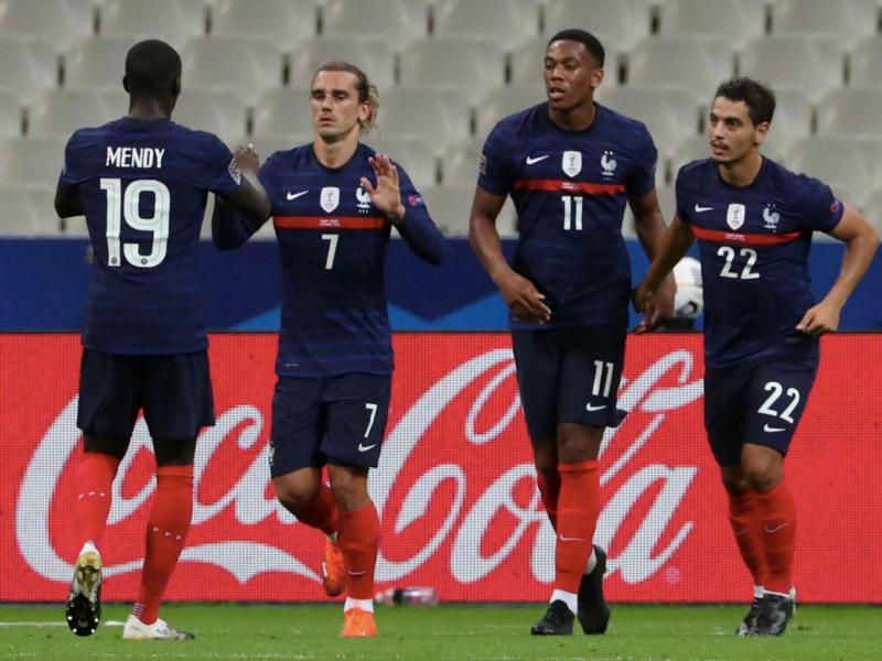 Vòng vây đại dịch và sức mạnh người Pháp trước thềm Euro 2021 1