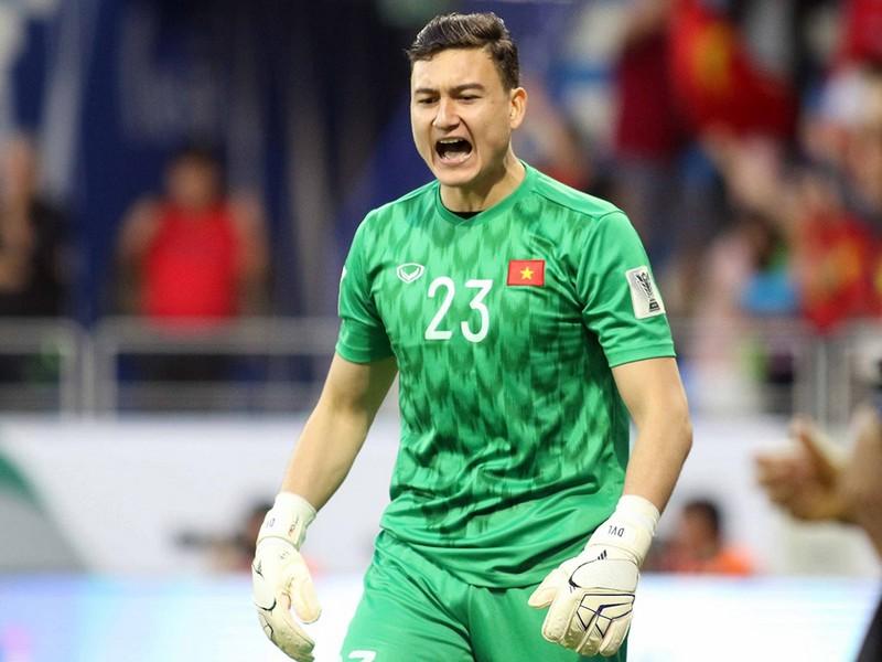AFC bất ngờ vinh danh Đặng Văn Lâm 1