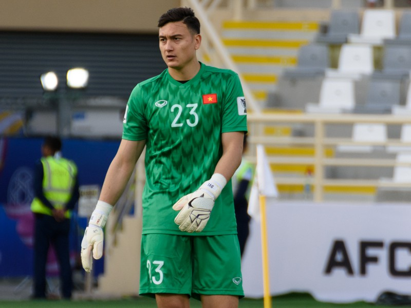 AFC bất ngờ vinh danh Đặng Văn Lâm
