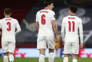 Bán kết EURO 2020 phủ bóng sao Chelsea