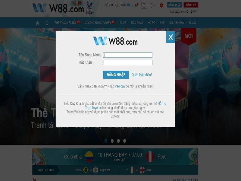 Cách chơi game Xóc Đĩa online đổi thưởng tại nhà cái casino W88