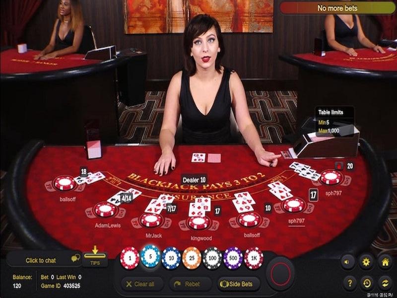 """Cách nhận biết nhà cái Blackjack bị """"Quắc"""" - Thừa nước đục thả câu"""