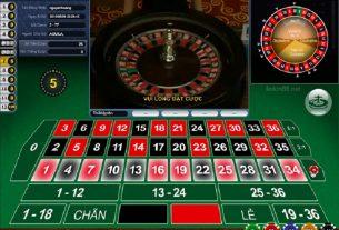 Cách tính xác suất trong trò chơi Roulette chiến thắng nhà cái