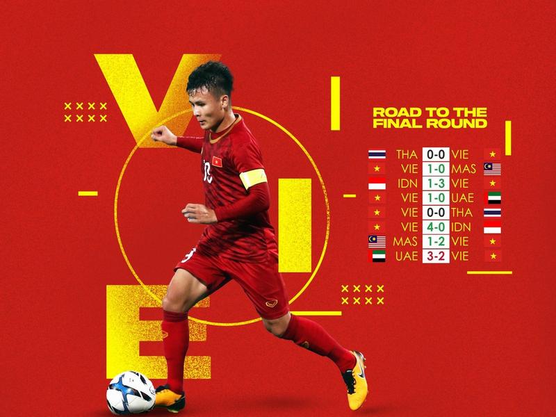 Cập nhật lịch thi đấu của tuyển Việt Nam tại vòng loại thứ 3 World Cup 2022  1