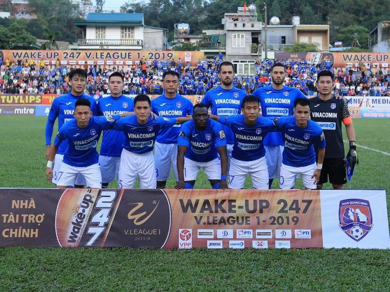 Cầu thủ Than Quảng Ninh 'khóc ròng' khi CLB tiếp tục nợ lương 1
