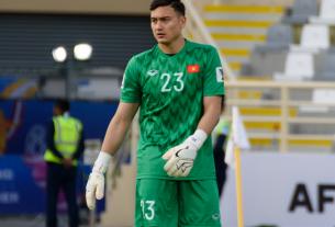 Văn Lâm chắc chắn góp mặt trong đội hình tuyển Việt Nam ở vòng loại World Cup 2022