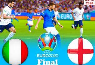 Chung kết EURO 2020 giữ Anh vs Italia diễn ra ở đâu, khi nào?