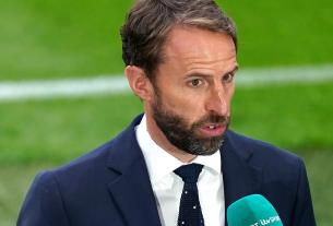 Chung kết EURO 2020: HLV Southgate chia sẻ về loạt đá luân lưu đầy đau đớn của tuyển Anh