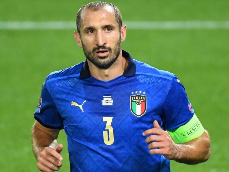 Có những ai trong đội hình tiêu biểu tứ kết EURO 2020? 8