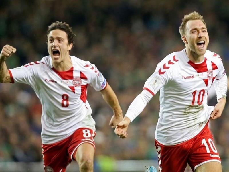 Đan Mạch lộ bộ mặt đáng sợ tại Euro 2020 1