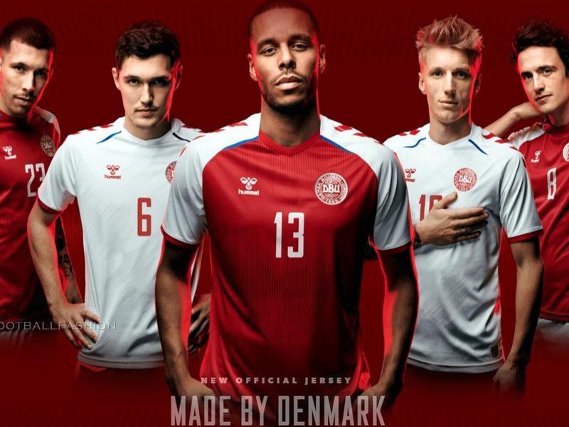 Đan Mạch lộ bộ mặt đáng sợ tại Euro 2020
