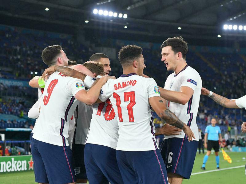 Đánh bại Đan Mạch, ĐT Anh lần đầu vào chung kết Euro 1