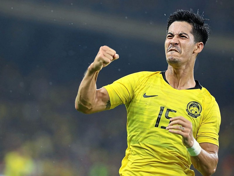 ĐT Malaysia nhận tổn thất nặng nề trước thềm AFF Cup 1