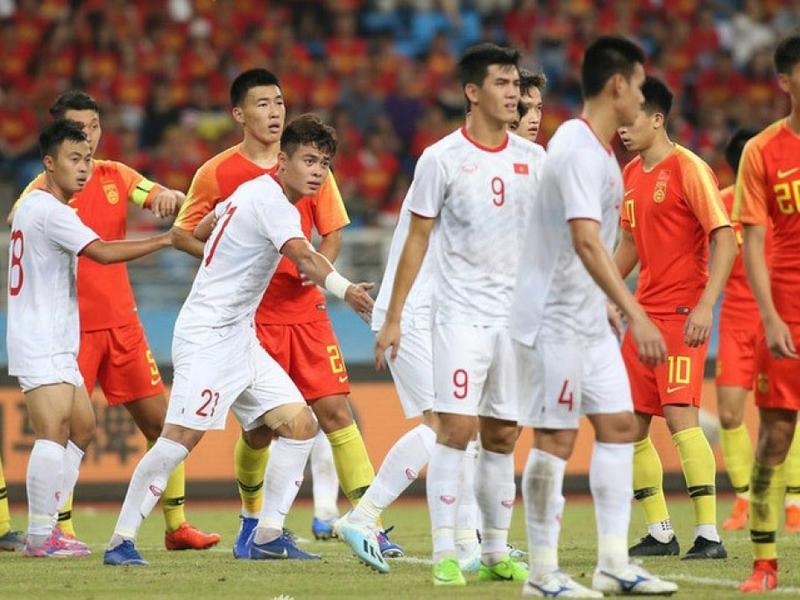 ĐT Trung Quốc thêm cơ hội thắng ĐT Việt Nam nhờ Australia