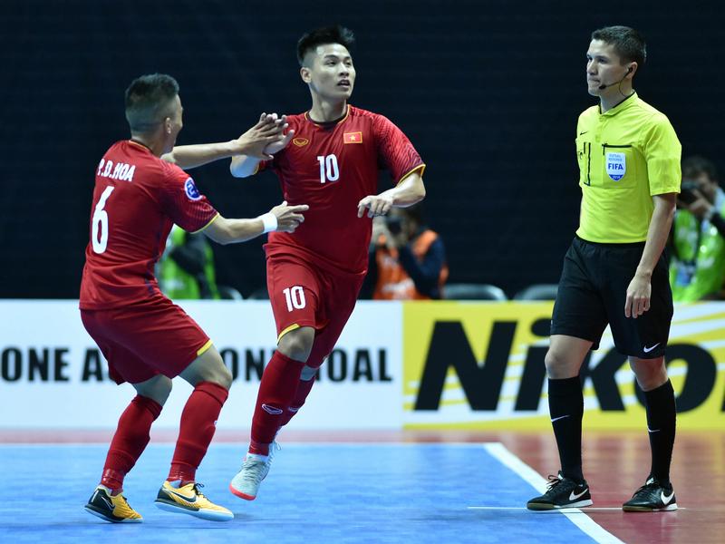 ĐTQG Futsal Việt Nam nhận nhiệm vụ mới ở World Cup 2021 1