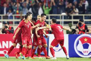 Dưới thời HLV Park Hang Seo, ĐTQG Việt Nam chưa từng thất bại ở Mỹ Đình