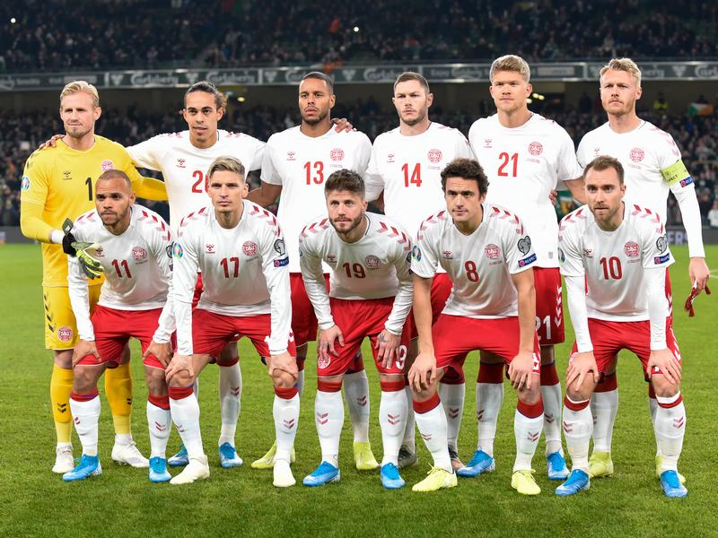 Euro 2020: ĐT Đan Mạch như những người hùng trở về quê nhà  1