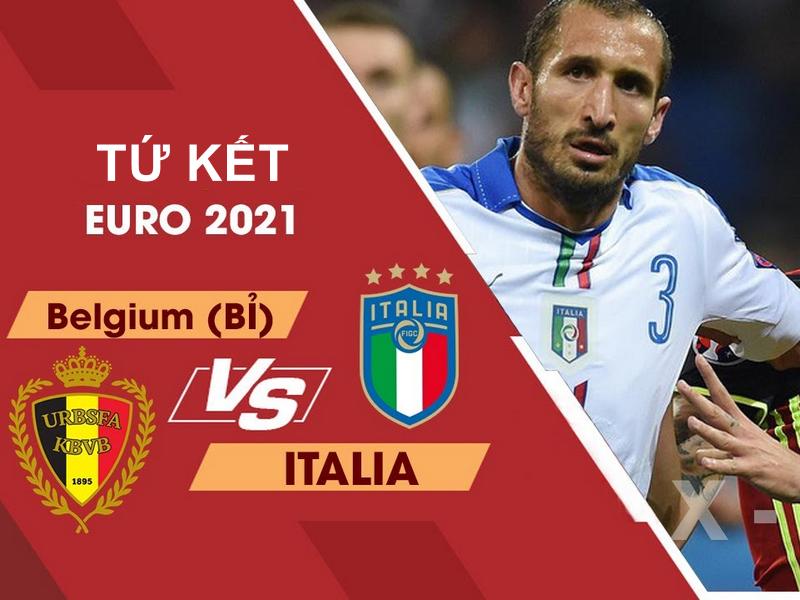 EURO 2020: Thành tích đối đầu của ĐT Bỉ hoàn toàn lép vế trước Italia 1