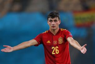 EURO 2020: Top 5 cầu thủ chạy nhiều nhất