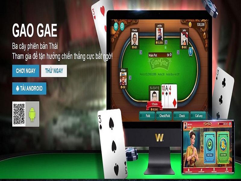 Gao Gae là gì? Hướng dẫn cách chơi Gao Gae tại nhà cái W88