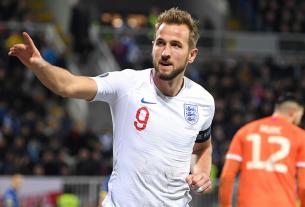 Harry Kane sẵn sàng ghi bàn cho trận bán kết EURO 2020