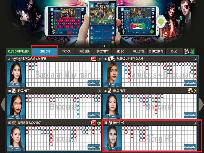 Hướng dẫn cách chơi Rồng Hổ online tại nhà cái casino 138Bet