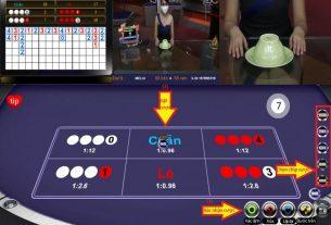 Hướng dẫn cách chơi xóc đĩa online tại nhà cái Dubai casino