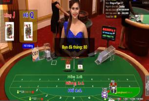 Hướng dẫn chơi Rồng Hổ online tại nhà cái Fun88 chi tiết