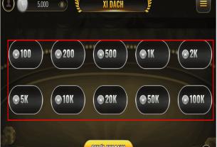 Hướng dẫn chơi Xì Dách online tại nhà cái casino W88