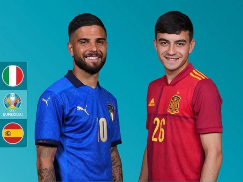 Kết quả bóng đá Ý vs Tây Ban Nha Euro 2020: Diễn biến đầy kịch tính 1