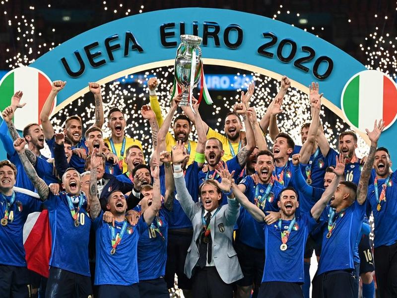 Kết quả chung kết Euro 2020: Italia ca khúc khải hoàn sau loạt luân lưu kinh điển 1