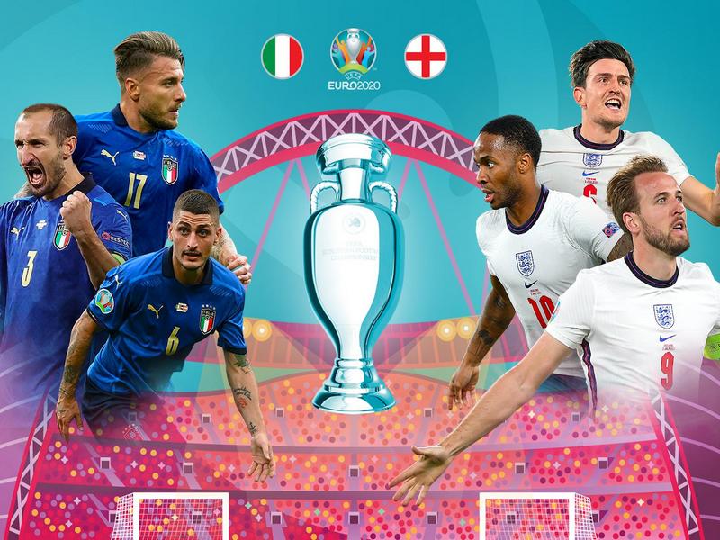 Kết quả chung kết Euro 2020: Italia ca khúc khải hoàn sau loạt luân lưu kinh điển