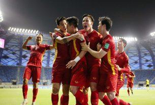 Lịch thi đấu của tuyển Việt Nam ở vòng loại thứ 3 World Cup 2022
