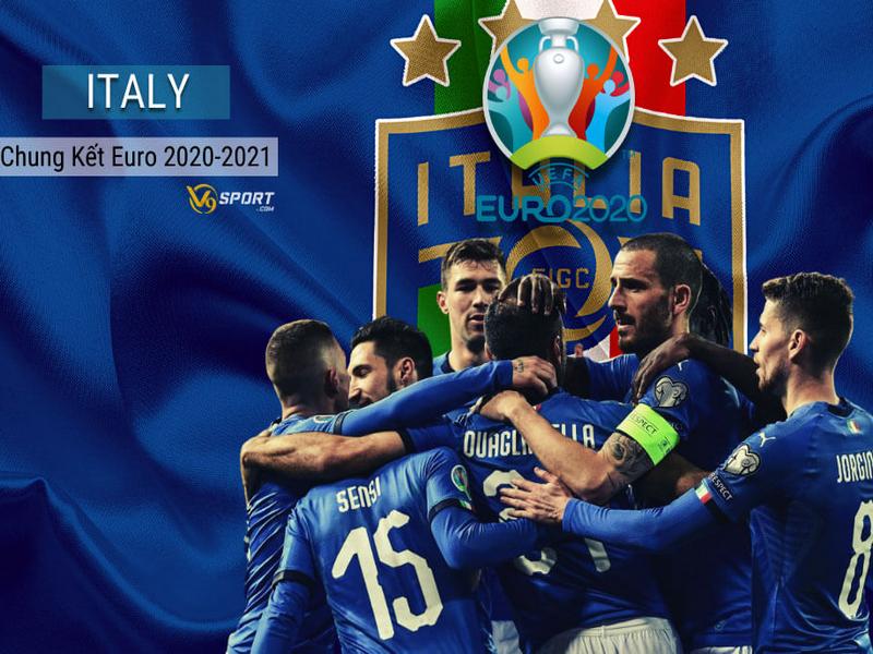 Người hâm mộ mong chờ trận chung kết Euro 2020 giữa tuyển Anh vs Ý 1