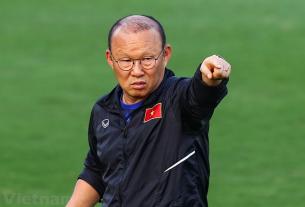 Nhiều khả năng HLV Park Hang Seo sẽ trở lại Việt Nam sớm hơn dự kiến