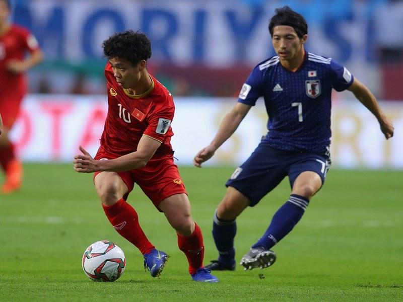 Nhờ 'điểm tựa' thầy Park, ĐT Việt Nam tự tin đấu Nhật Bản 1