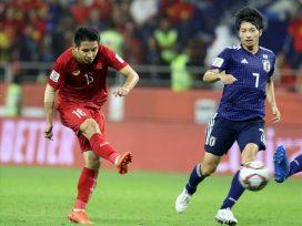 Nhờ 'điểm tựa' thầy Park, ĐT Việt Nam tự tin đấu Nhật Bản