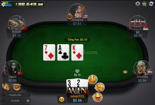 Những điều có lợi khi tham gia chơi Poker online