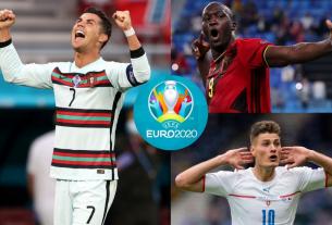 Patrik Schick đe dọa danh hiệu của Ronaldo trên BXH Vua phá lưới EURO 2021