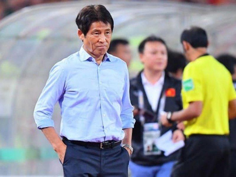Sau khi bị Thái Lan sa thải, HLV Nishino nhận 'món hời' khủng 1