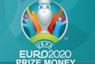 Số tiền kỷ lục mà đội vô địch EURO năm nay nhận được?
