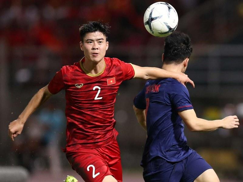 Thái Lan tránh được Việt Nam ở bảng đấu AFF Cup 2021