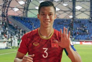 Thầy Park nhận tin vui từ đội trưởng ĐT Việt Nam