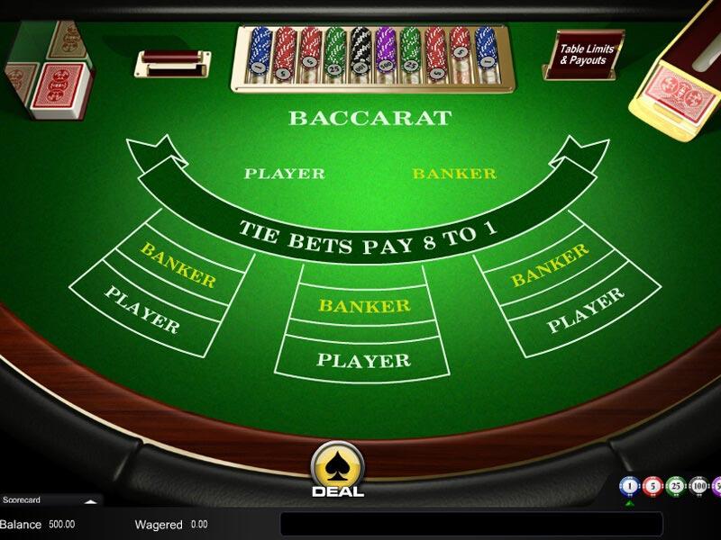 Tìm hiểu những thuật ngữ cơ bản dùng trong trò chơi Baccarat